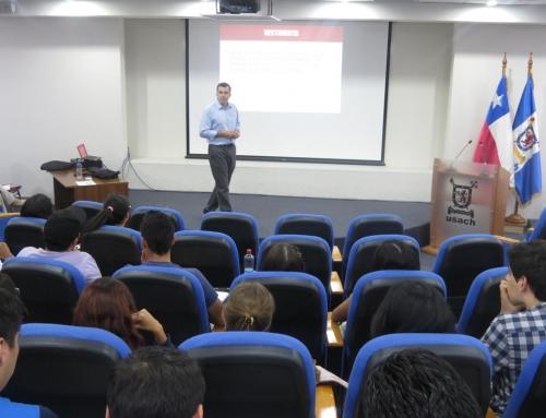 Empodera Consultores, realiza curso de Marketing Personal en la USACH