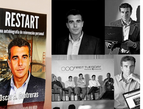 "Director Comercial de Empodera, Lanza su Libro: ""Restart"""